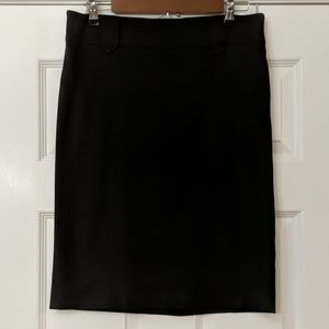 WHITE HOUSE BLACK MARKET Textured Pencil Skirt